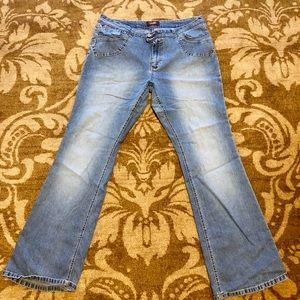 🗣Women's angels brand size 16W bootcut jeans